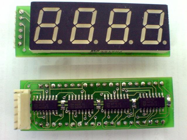 Довольно часто при разработке микроконтроллеров нужно использовать семисегментные индикаторы.